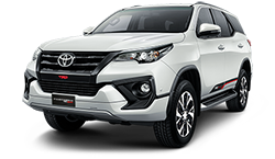 Fortuner TRD 2.7AT 4x2